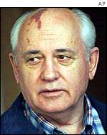Former President Gorbachev launched the openness policy