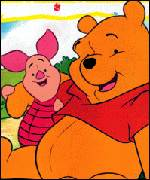 Winnie The Pooh and Piglet 5