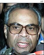 Indian-born businessman Srichand Hinduja