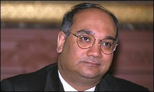 Europe Minister Keith Vaz