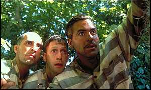 Oh, Brother Where Art Thou starring George Clooney