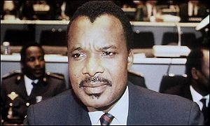 President Sassou  Nguesso of Congo-Brazzaville