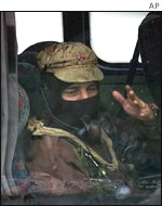 Subcomandante Marcos on tour