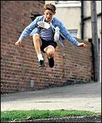 Jamie Bell as Billy Elliot