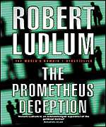 Cover of The Promethus Deception