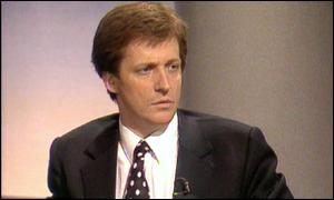 The prime minister's official spokesman Alastair Campbell