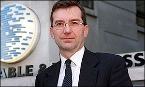 Cable & Wireless chief executive Graham Wallace