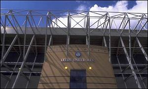 Elland Road last played host to England in 1995