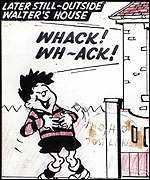 Dennis the Menace in the 50s