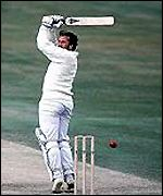 Botham on his way to 149no in 1981