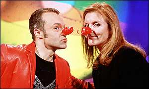 Graham Norton and the Duchess of York