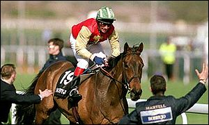 Paul Carberry on Bobbyjo