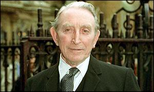 The late Lord Tonypandy, George Thomas