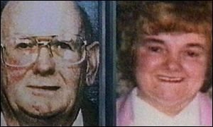 Murder victims Harry and Megan Tooze