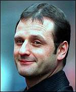 Radio 1's Mark Radcliffe