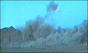 Bamiyan destruction