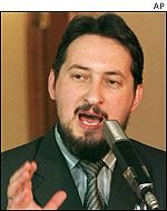 Prime Minister Ljupco Georgievski has been criticised for not doing enough to crush the rebellion