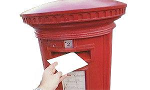 BBC News | UK | Where do missing letters go?