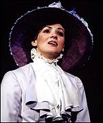 Martine MacCutcheon  as Eliza