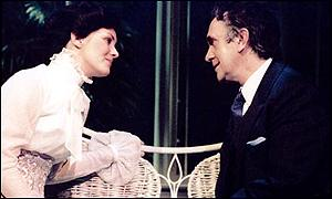 Martine McCutcheon and Jonathan Pryce in My Fair Lady