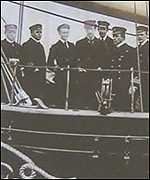 The 1901 Discovery crew