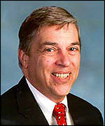 American spy Robert Hanssen