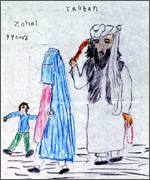A child's eye view of life under the Taleban