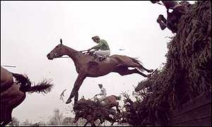 Papillon was ridden to victory by Ruby Walsh in 2000