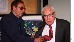Joseph Barbera and William Hanna