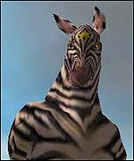 Zebra Electronic Arts