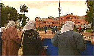 Mothers of the Plaza de Mayo