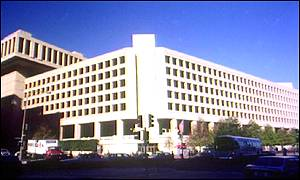 FBI headquarters - Washington