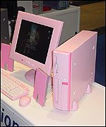Pink PC