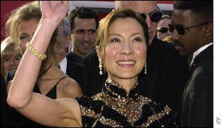 Chow Yun Fat's co-star Michelle Yeoh
