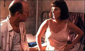 Ed Harris and Marcia Gay Harden as Pollock and Krasner