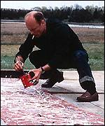 Ed Harris in Pollock