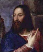 Titian's The Tribute Money (Detail, The National Gallery)