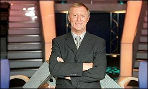 Chris Tarrant, host of Who Wants To Be A Millionaire?
