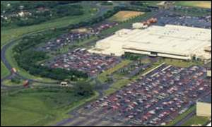 Honda's  Swindon factory