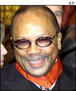 Musician Quincy Jones