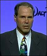 Disney Chairman Michael Eisner