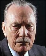 Former Tory minister Enoch Powell