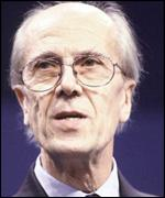 Former Tory Chairman Lord Norman Tebbit
