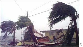 Hurricane Georges in Florida