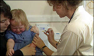 Measles immunisations must be increased, say experts