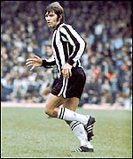 Newcastle's Malcolm Macdonald