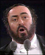 [ image: Pavarotti: hoping for a son]