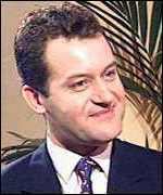 [ image: Reassurances: Diana's former butler Paul Burrell]
