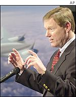 Alan Mulally, Chairman and Chief Executive, Boeing Commercial Airplanes