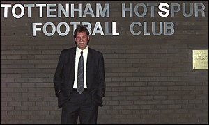 Hoddle will be a popular appointment at Tottenham